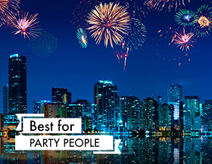 Best for Party People