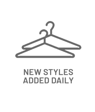 New styles added daily