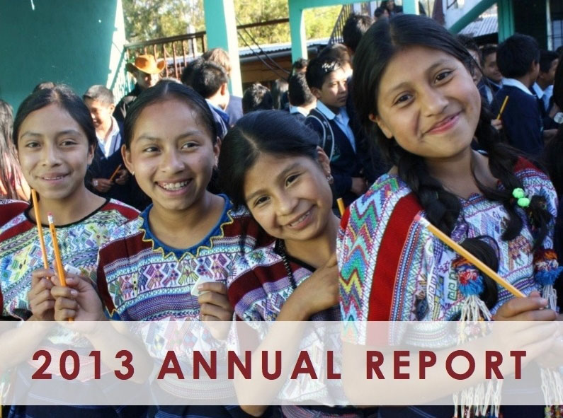 CoEd's 2013 Annual Report