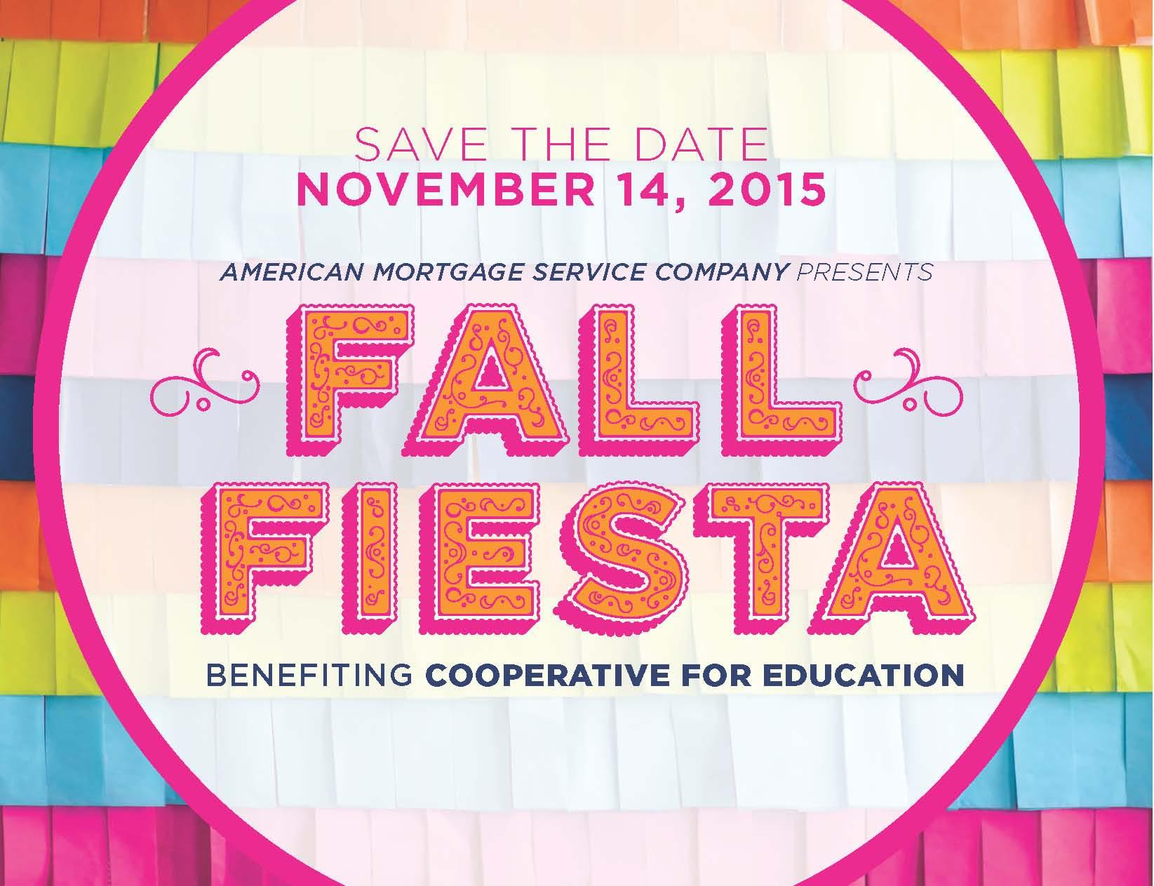 Fall Fiesta date