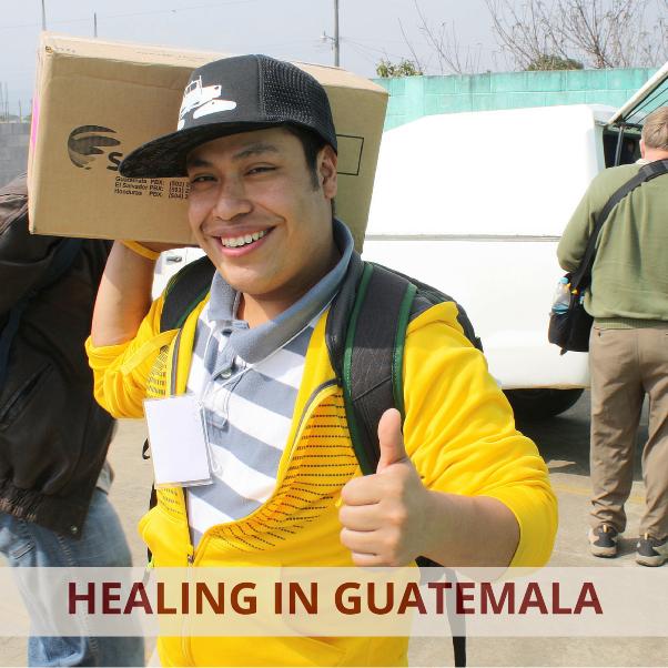 Healing in Guatemala