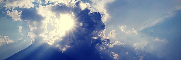 hopeful sunshine