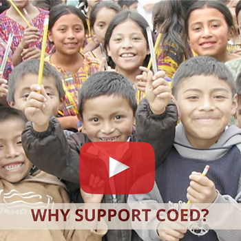 Why Support CoEd?