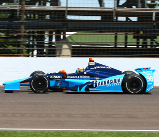 Tagliani Indy Carb Day