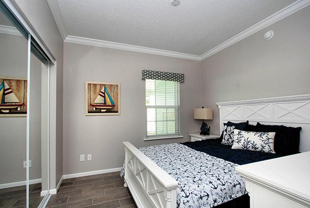 Ocean Breeze Home Sale Seascape Model Bedroom View