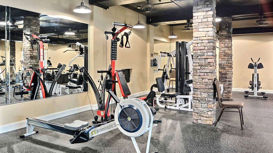 Water Oaks Fitness Center