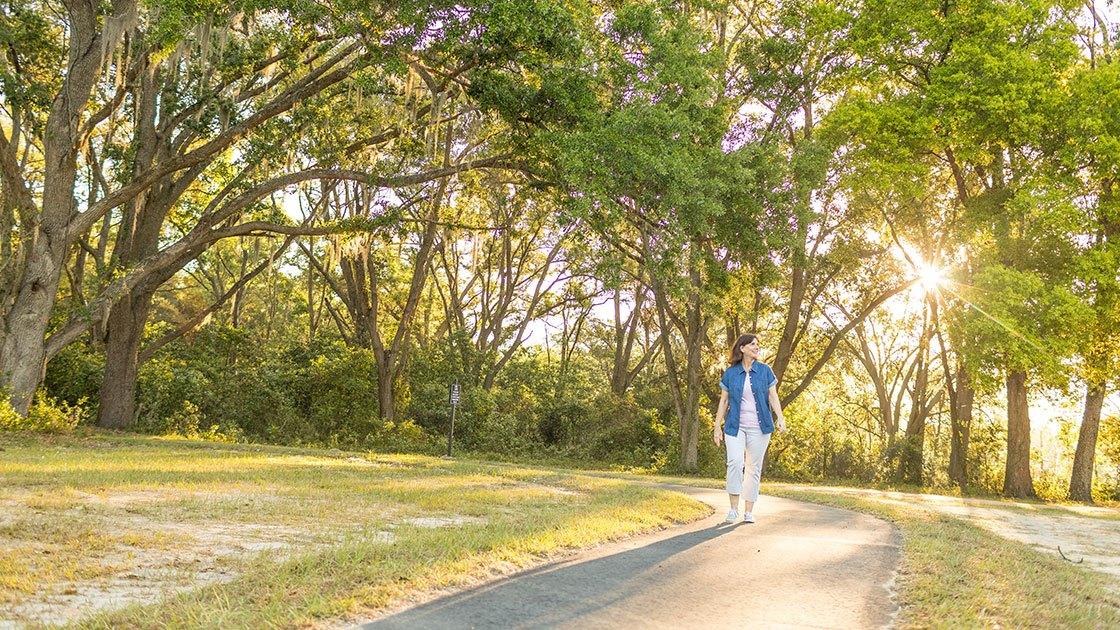 Water Oaks Nature Walk