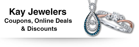 Kay Jewelers Coupons, Online Deals & Discounts
