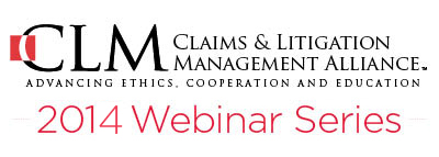 CLM 2014 Webinars