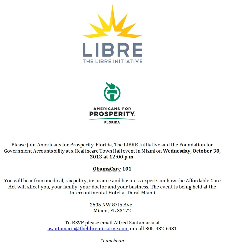 LIBRE AFP Event 3