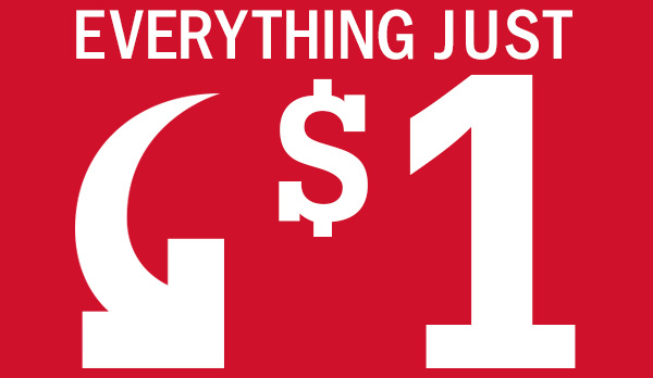 Everything Just $1