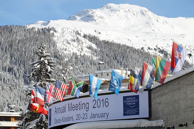 WEF in Davos 2016