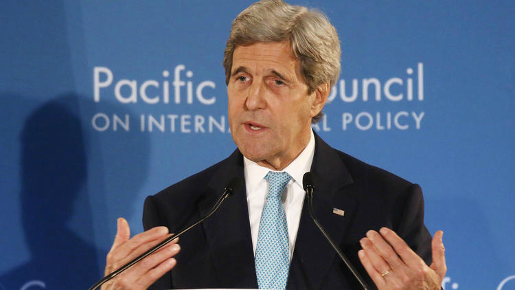 Kerry at Pacific Council