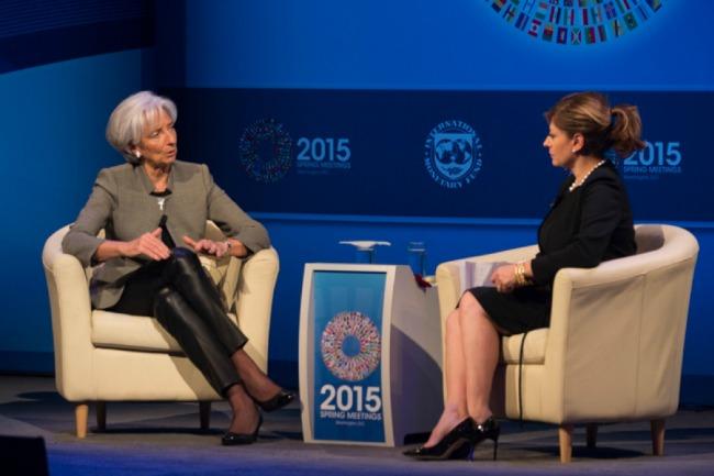 Le Garde IMF Spring Meetings