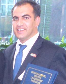 Salih Yuce Holding IVLP Certificate