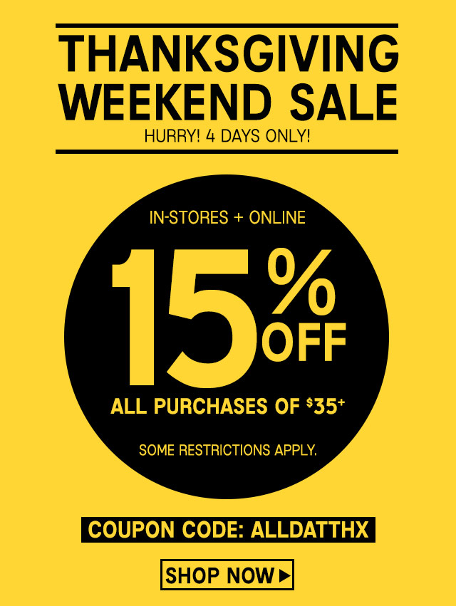 Thanksgiving Weekend Sale. Get 15% off orders $35+ | Women's Clothing, Shoes & Accessories | Ardene