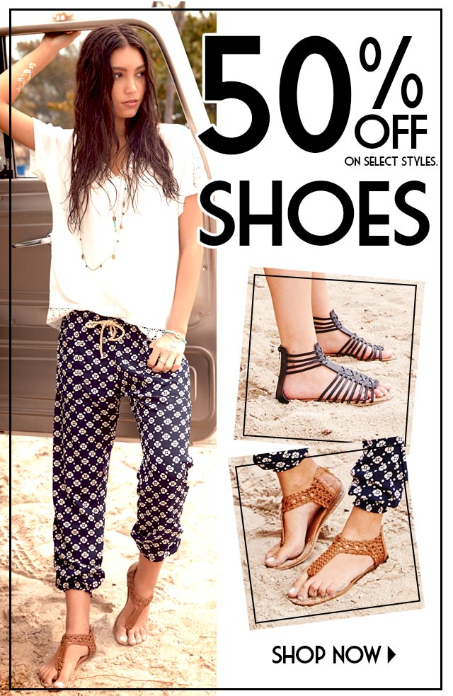 50% off shoes | Ardene | Fashion Clothing, Footwear & Accessories