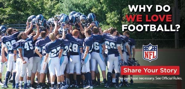 Together We Make Football
