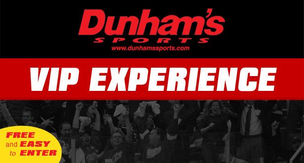 Dunhams VIP Experience