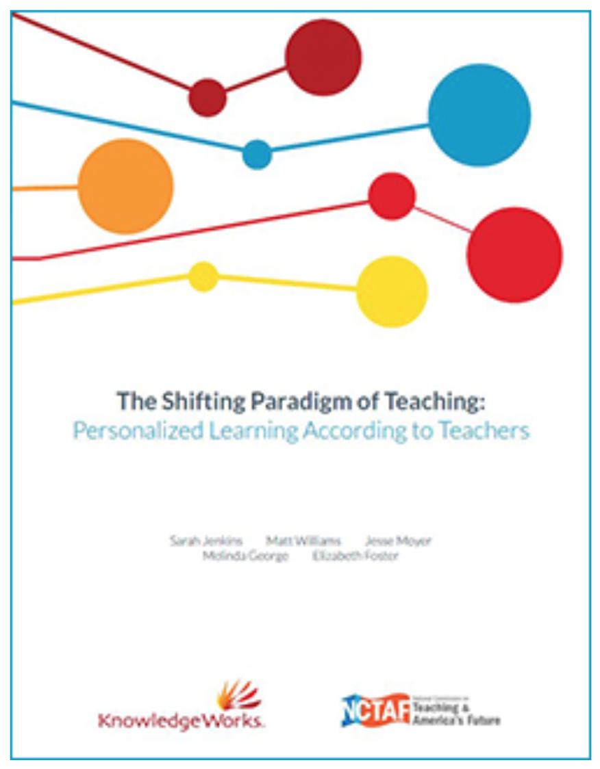 The Shifting Paradigm