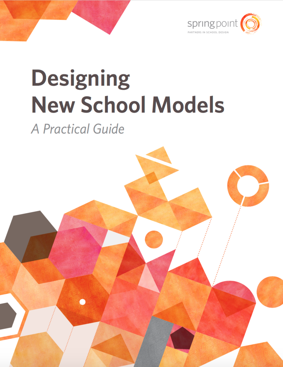 Springpoint New School Design Models