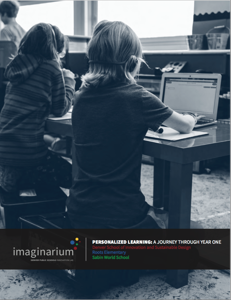 Imaginarium Personalized Learning