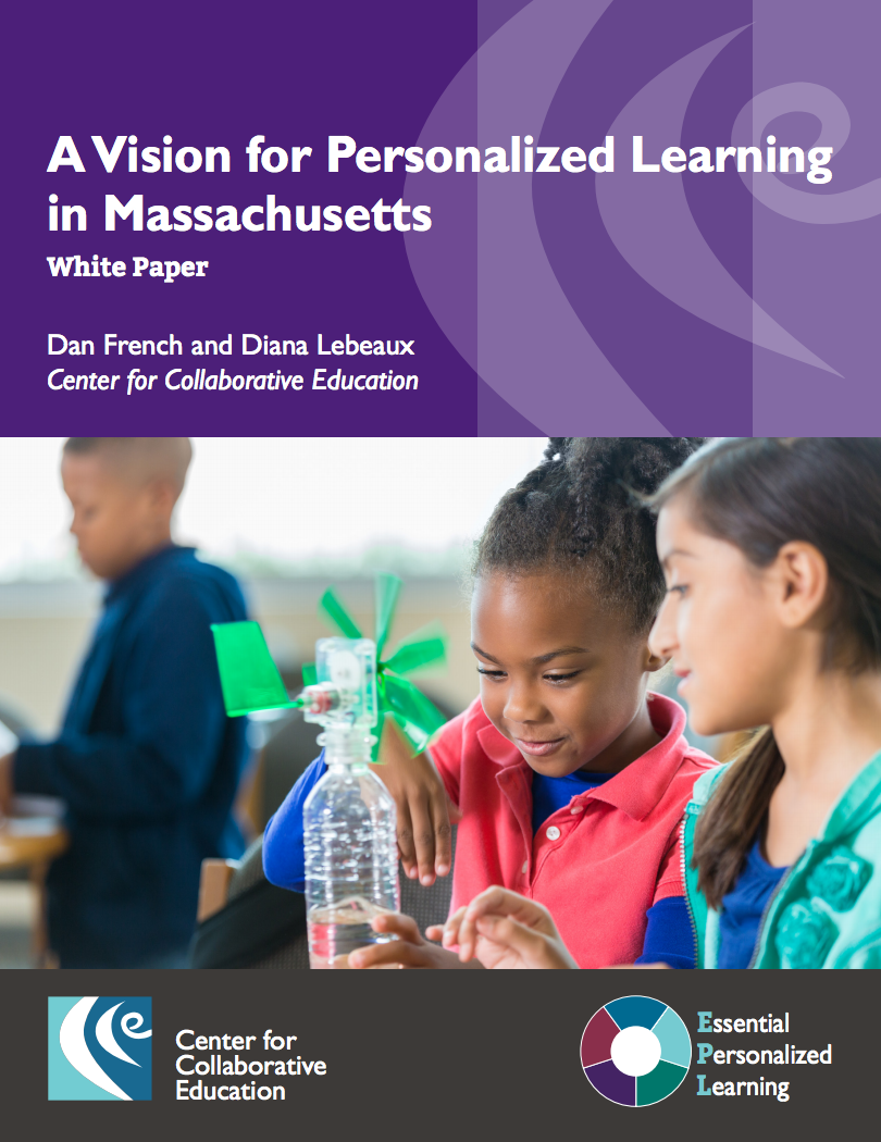 A Vision for PLearning Massachusetts