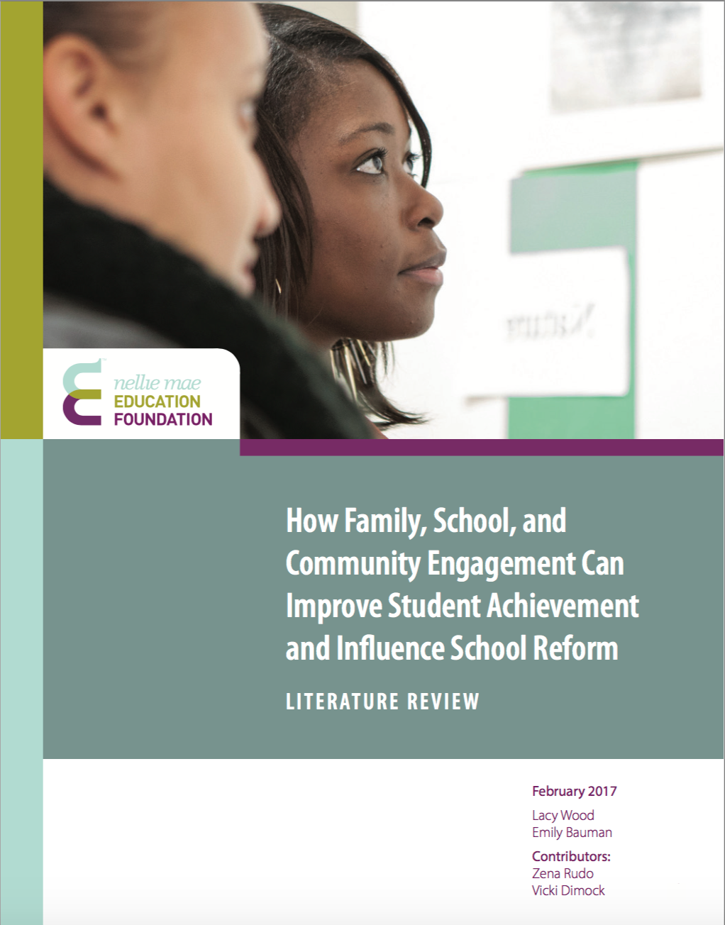 NMEF Family School and Community Engagement