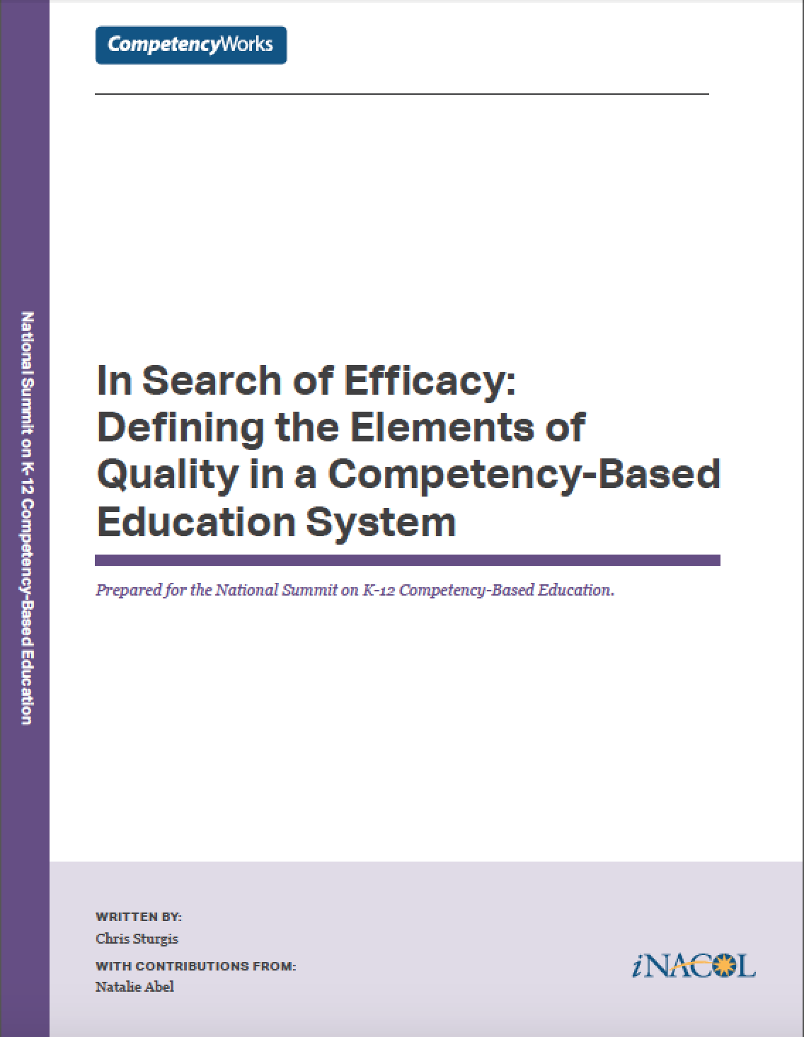 In Search of Efficacy