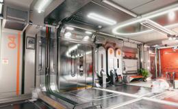 SciFi-Hallway