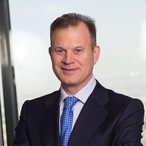 Malcolm Lloyd, PwC Global Deals Leader