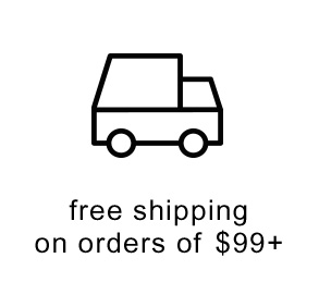 Free shipping on orders of $40+