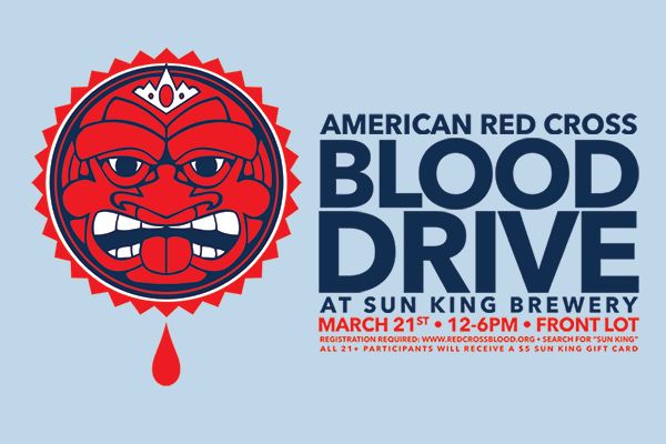 , The Sun King Brewery Wants Blood!